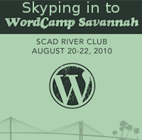 New Ground at WordCamp Savannah